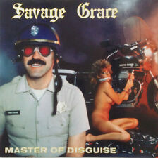 SAVAGE GRACE - CD - Master Of Disguise (new)