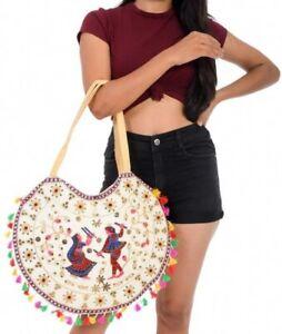 Indian Banjara Bag Woman Shoulder Banzara Designer Handmade Beg Velentine Wall03