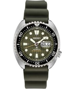 New Seiko Automatic Prospex King Turtle Divers 200M Men's Watch SRPE05