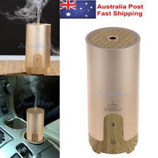 Mini Car Air Humidifier Diffuser Essential Oil Ultrasonic Aroma Mist Purifier AU