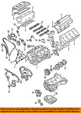 NISSAN OEM 05-11 Xterra-Engine Timing Chain Guide 13091ZK00A