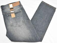 Sean John Jeans Men's 38x30 Marcus Straight Denim Indigo Medium Vintage N923