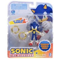 "Sonic ""Sonic with Rings"" Figure New Rare"