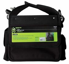 "Greenlee 0158-13 Cordura 11""  Open Tool Carrier"