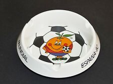 FOOTBALL 1982 ESPAÑA 82 ESPAGNE MUNDIAL NARANJITO CENDRIER ASHTRAY WM82