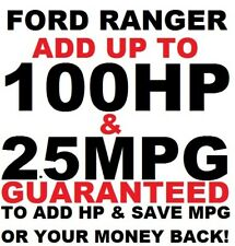 #1 Performance Tuning Chip Ford Ranger FX4/XLT/XL/XLS/SPLASH 1996-2019 Add Power