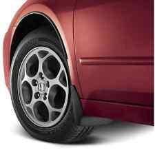 2003-2005 Genuine OEM Honda Accord 4dr Splash Guard Set (08P08/ 08P09-SDA-100)