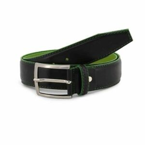 Sparco Woking Black Belt in Leather