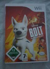 Wii Spiel / BOLT ein Hund für alle Fälle / Disnep
