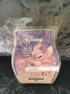 Disney Scentsy Wax Bar ANGEL EXPERIMENT 624 Wax Bar HTF! Lilo and Stitch