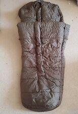 DIFESA Militare Britannico Carinzia 4 freddo Sacco a Pelo Misura 200