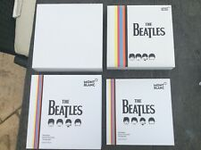 Montblanc Box For Great Characters The Beatles full set ( no pen included )