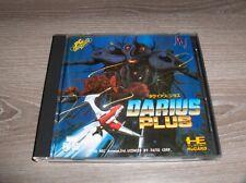 PC ENGINE - HUCARD - DARIUS PLUS