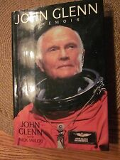 John Glenn: A Memoir by Nick Taylor and John Glenn (1999, Hardcover)