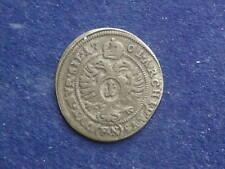 1 Kreuzer 1701 FN  Leopold I. RDR Oppeln W/18/25