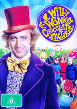 Willy Wonka And The Chocolate Factory (DVD, 2011) region 4 (Gene Wilder)