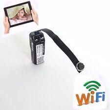 2.4G WIFI P2P IP Control Infrared night vision MINI Camera DVR SPY CAMERA IR