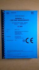 SIG Elettric 80 Manual 1 USE AND MAINTENANCE LGV Trolley 'Freeway Manual 6C B3