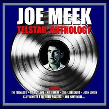 Joe Meek - Telstar - Anthology [Best Of / Greatest Hits] 3CD NEW/SEALED
