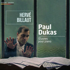 Paul Dukas : Paul Dukas: Oeuvres Pour Piano CD (2015) ***NEW*** Amazing Value