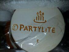 Partylite Scentglow Pumpkin wax warmer electric New in box