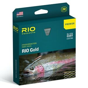 Rio Gold Premier Fly Line Orange - ALL SIZES - FREE FAST SHIPPING
