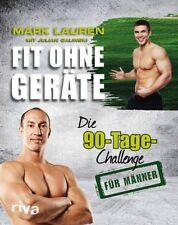 MARK LAUREN Fit ohne Geräte. Die 90-Tage-Challenge für Männer **NEU**