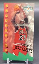 1995-96 Fleer NBA Jam Session MICHAEL JORDAN card #13