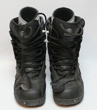 Sims  Womens Size 8 Snowboard Boots Raidertee Liners