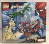 Lego Spiderman's Spider Crawler 418 Piece 76114 Marvel