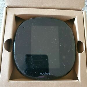ecobee ecobee4 Alexa Enabled Smart Thermostat with Wi-Fi remote access