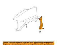 GM OEM Fender-Extension Bracket Right 25937755