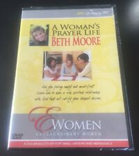 NIP Beth Moore A Women's Prayer Life DVD For Small Groups And Individuals