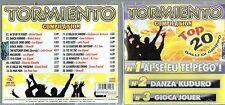 TORMIENTO COMPILATION CD MICHEL DAVID LOS RIGUAL MONELLI LOS POM POM LE BONITAS