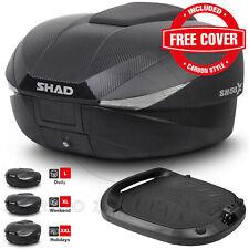 SHAD SH58X BAULETTO ESPANDIBILE 58L COVER CARBONIO DUCATI MULTISTRADA S 1200 950