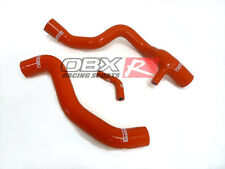 OBX Racing Silicon Radiator Hose 09 10 11 Ford Focus   2.0L Red