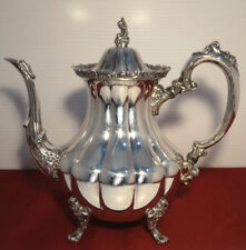 Oneida Community Silverplate SILVER ARTISTRY Coffee Pot For Tea Set
