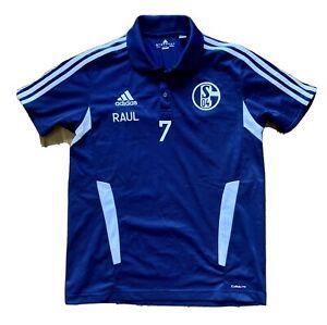 Adidas Poloshirt FC Schalke 04 Raúl