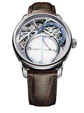 MAURICE LACROIX MP6558-SS001-094-2 MASTERPIECE MYSTERIOUS SECONDS
