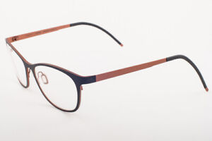Orgreen DIAS 792 Matte Black / Matte Bronze Eyeglasses 58mm