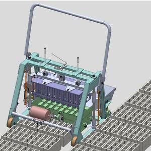 Planos Para Fabricar Maquina de Hacer Bloques y Adoquines mas Mezcladora