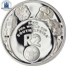 Fußball Silber Münzen aus Afrika