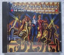 Various Artists Academy Award Winners: 16 Most Requested Songs CD (c21)