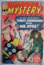 "Journey Into Mystery  #100  (1964)  ""MR. HYDE""  FN-"