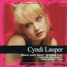 Cyndi Lauper Pop 1980s Music CDs & DVDs