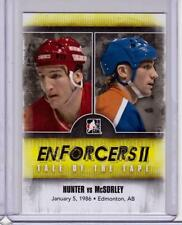 TIM HUNTER VS MARTY McSORLEY 13/14 ITG Enforcers 2 II Tale of the Tape #154