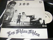 Scarce Made In Haiti Jazz/ Swing LP LES SHLEU SHLEU w Dada Jacaman STRANGE Cover