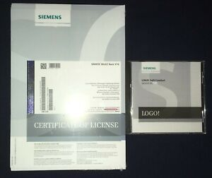 Siemens Simatic Software WinCC Basic v16 OVP  + Logo Soft 8.2 - neu - MwSt