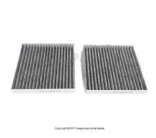 BMW F25 X3 11-14 Cabin Air Filter Set for Fresh Air Activated Charcoal AirMatic