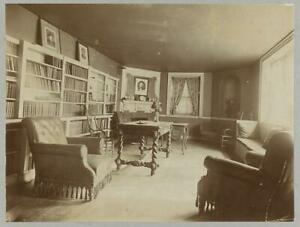Photo:Roosevelt's library Stoner House?,1901 5663